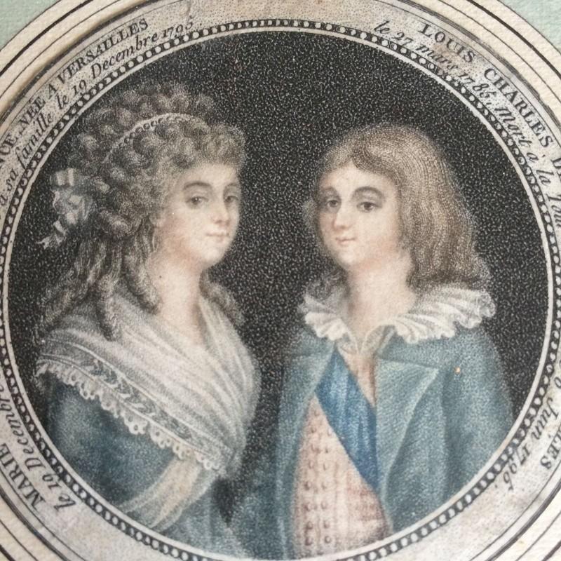 Le physique des enfants de Louis XVI et Marie-Antoinette - Page 3 Les_en10