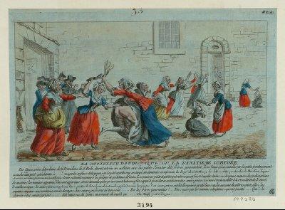 La petite culotte : les dessous ou sous-vêtements féminins au XVIIIe siècle T0000010