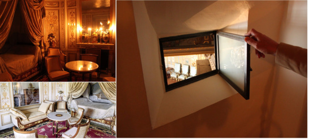 Le boudoir turc de Marie-Antoinette à Fontainebleau - Page 2 Viopho10