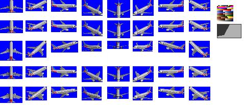 [WIP] A321-100/-200 Americ13