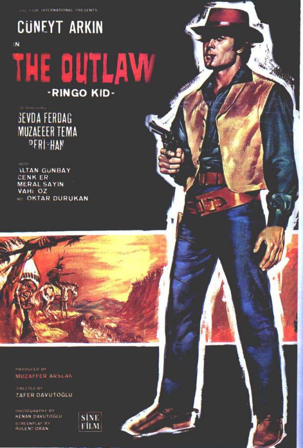 Kanunsuz Kahraman- Ringo Kid- 1967- Zafer Davutoglu X8y1j710