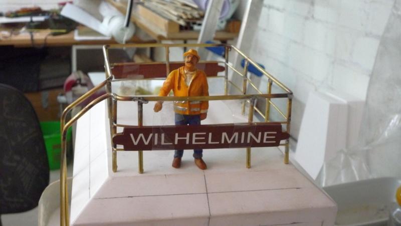 """Hafenschlepper """"WILHELMINE"""" 1:20 03111"""