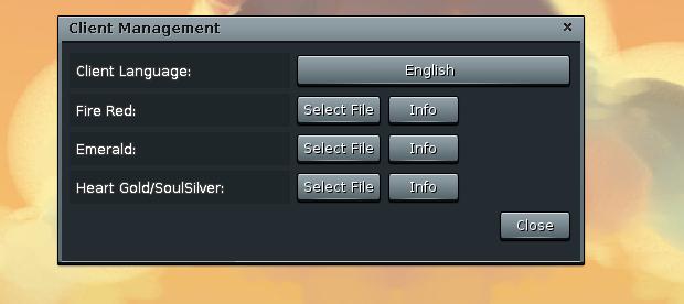 PokéMMO: Client Customization