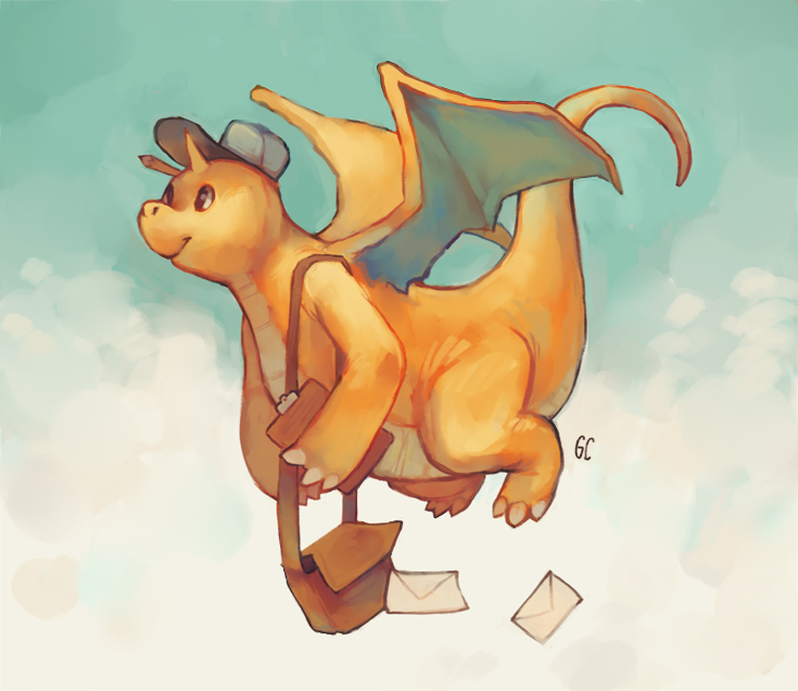 Dragonite's Delivery Service! Dragon10