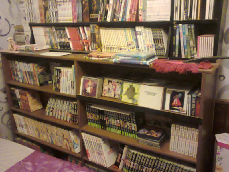 ma  blibliotheque manga et animes Photo013