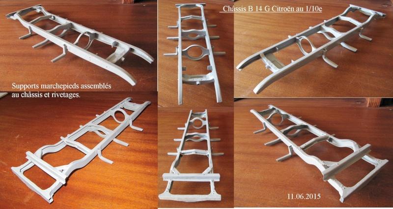 B14 CITROEN AU 1/10e Chassi11