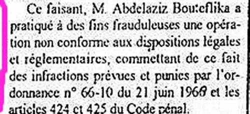 Mr Bouteflika le Maskhoute de son pays sauveteur 110