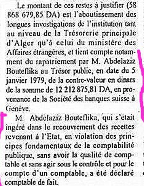 Mr Bouteflika le Maskhoute de son pays sauveteur 210