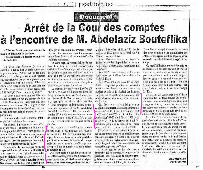 Mr Bouteflika le Maskhoute de son pays sauveteur Boutef10