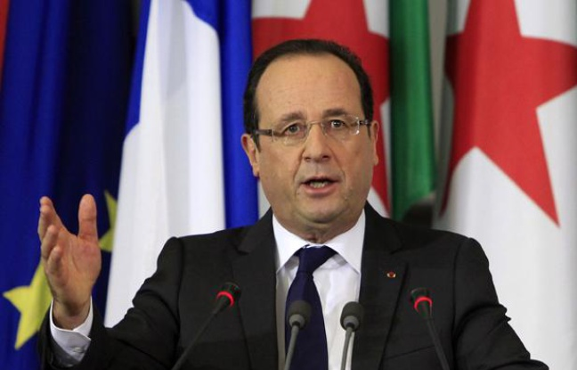 Hollande Bienvenu en Algerie ! enigme au Maghreb Holl210