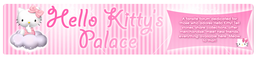 Hello Kitty's Palace