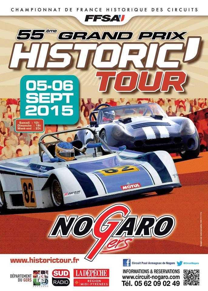 Historic Tour NOGARO - 5 et 6 septembre 2015 10421310