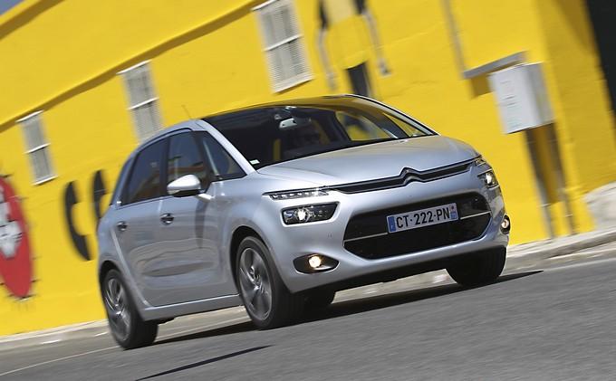 Essai - Citroën C4 Picasso 1.6 e-HDi 115 Exclusive <= Cliquez pour lire la suite Bdf10