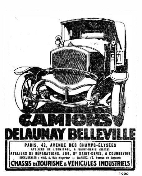 DELAUNAY BELLEVILLE  Cbfxc10