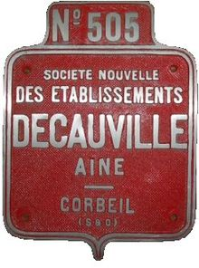 DECAUVILLE Dvd10