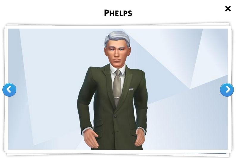 BG's Sims #BGsCreations  Jimphe10