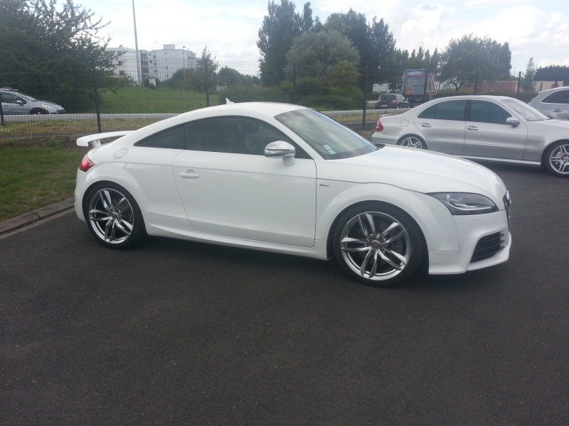 AUDI TT V6 3.2 Blanc Ibis New_rs13