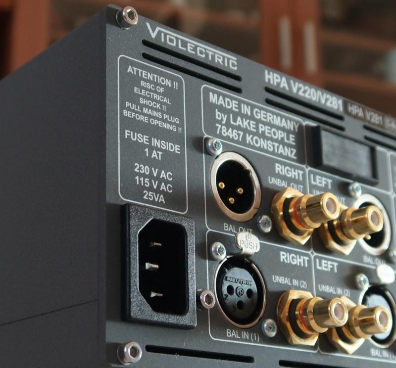 [VENDUTO] [CA] Violectric HPA V281 [VENDO] Hxzlu210