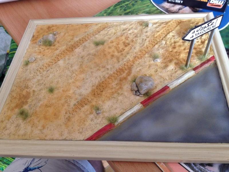 Mon premier diorama avec blindé 11301510
