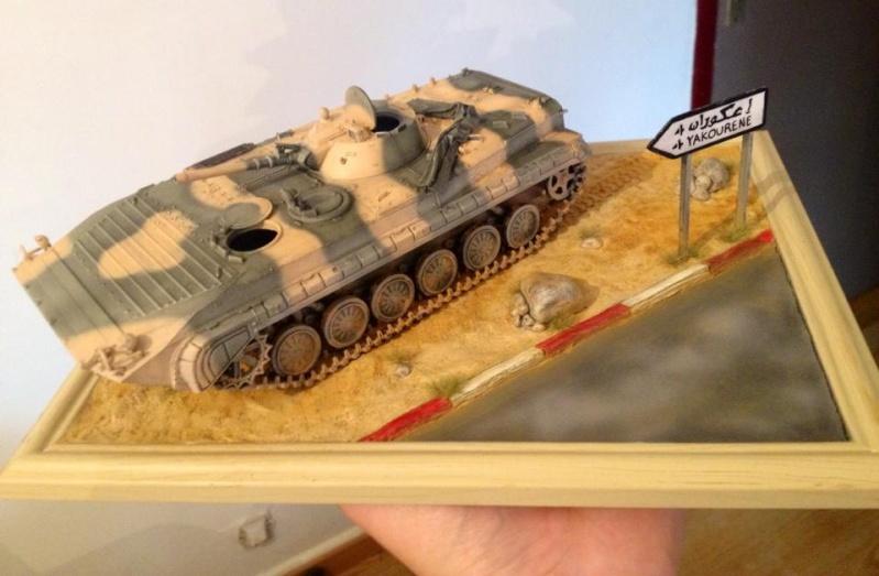 Mon premier diorama avec blindé 11414410
