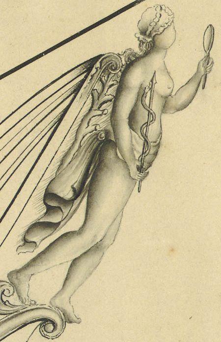 Identification d'une figure de proue - L'Égyptienne - Figure10