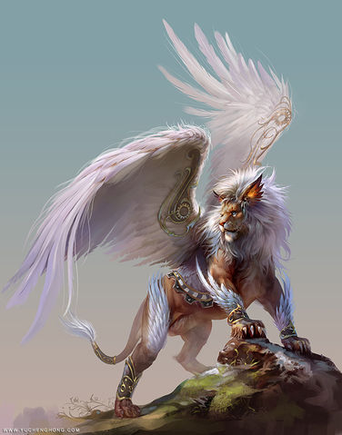 ange - Mon Ange-Lion B6096910