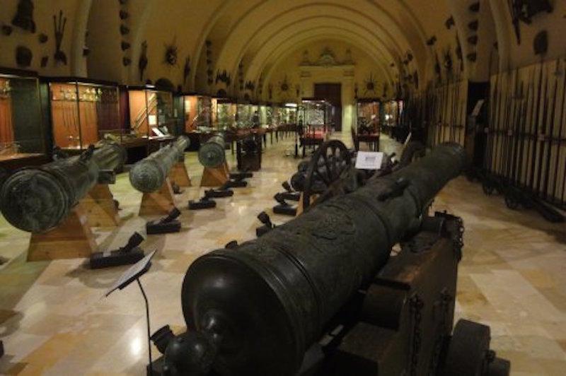 Canons de Malte Armure11