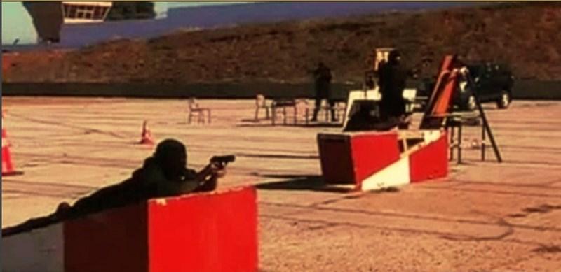 Moroccan Special Forces/Forces spéciales marocaines  :Videos et Photos : BCIJ, Gendarmerie Royale ,  - Page 2 Sans_t13