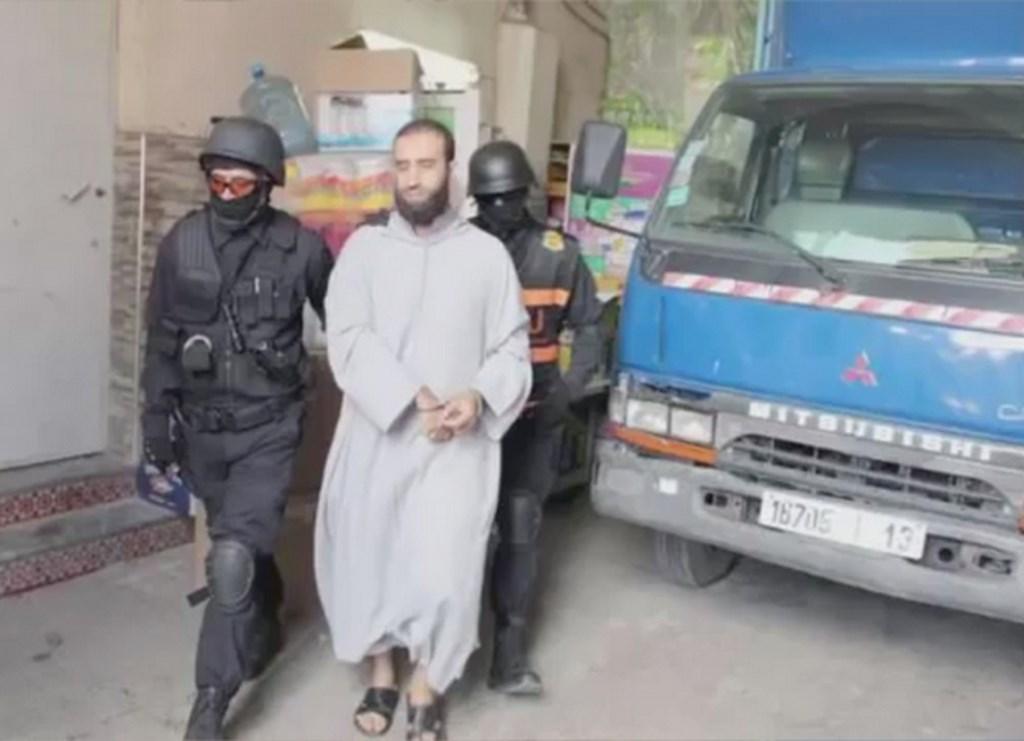 Moroccan Special Forces/Forces spéciales marocaines  :Videos et Photos : BCIJ, Gendarmerie Royale ,  - Page 2 Sans_t15