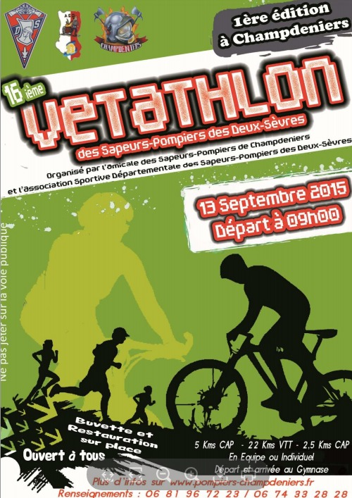 Champdeniers (79) - VETATHLON 13 sept 2015 Screen38