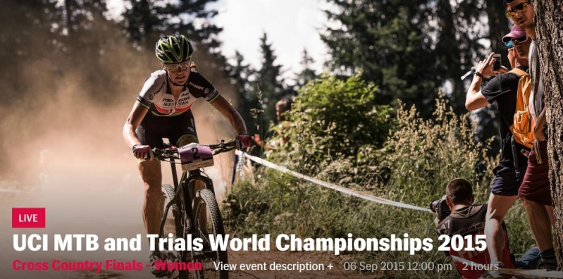 Championnat du monde XCO - Andorre - 5 sept 2015 Screen46