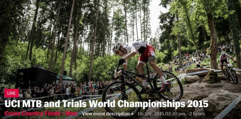 Championnat du monde XCO - Andorre - 5 sept 2015 Screen47