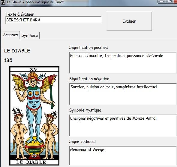 Le Glaive Alphanumérique du Tarot Beresc11