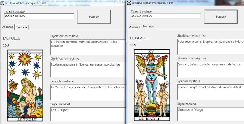 Le Glaive Alphanumérique du Tarot Maria_10