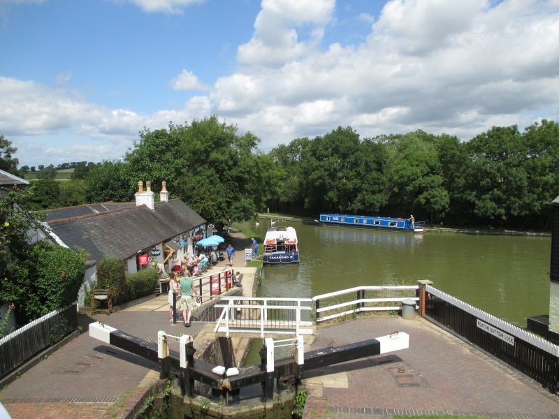 Foxton Locks Nr. Market Harborough 00612