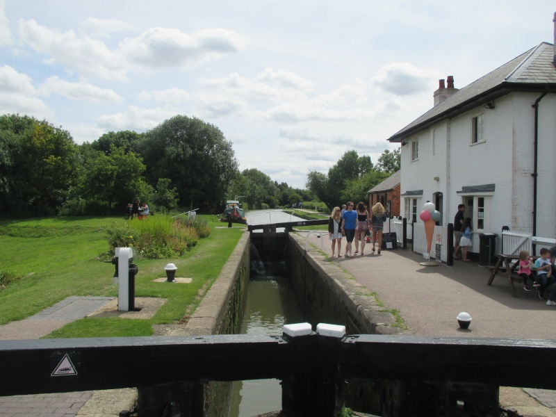 Foxton Locks Nr. Market Harborough 01611