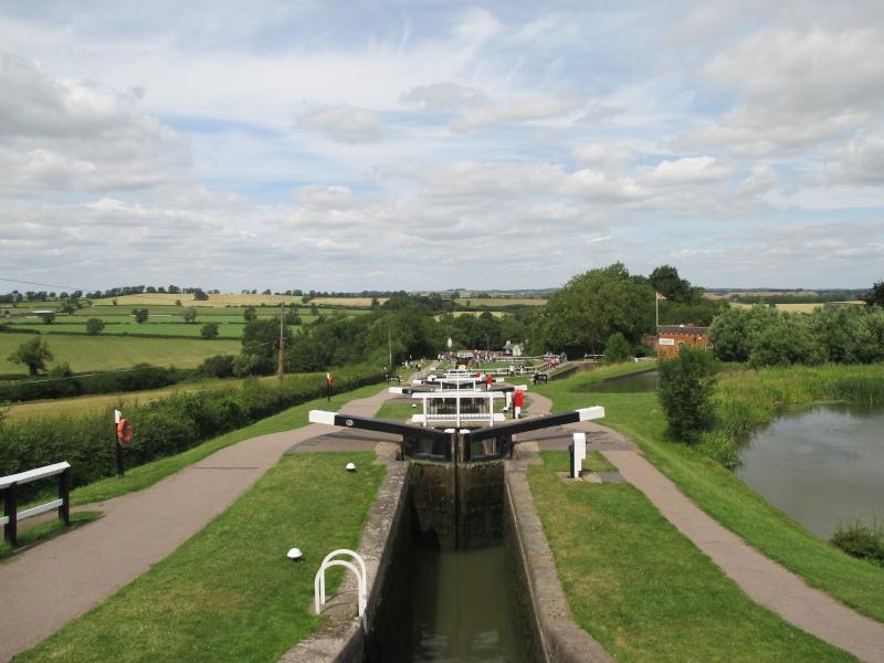 Foxton Locks Nr. Market Harborough 01711