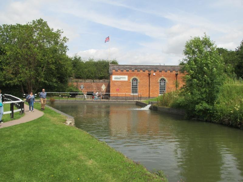 Foxton Locks Nr. Market Harborough 02010
