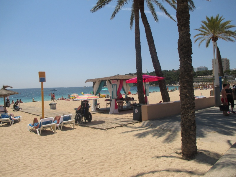 Our update on the Magaluf image clean up 08010