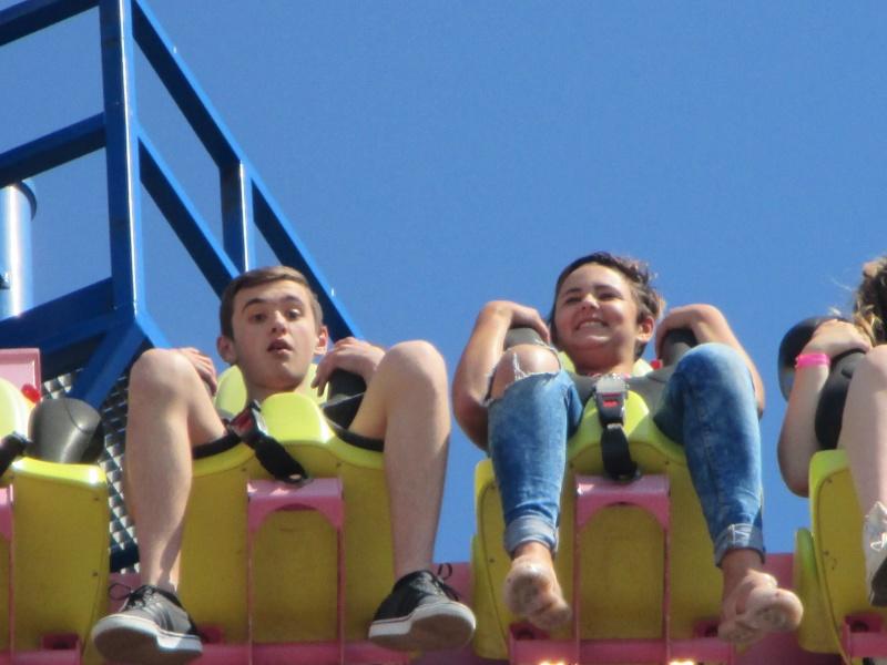 Pleasure Beach & Joyland Fun Fairs Gt. Yarmouth. 09710