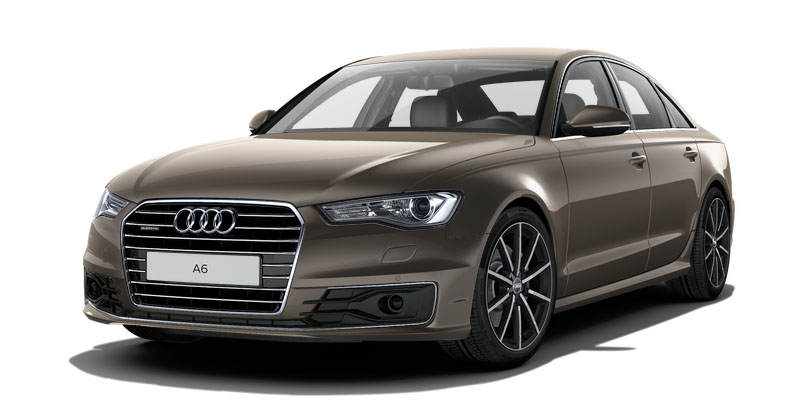 A6 Ambition Luxe 3.0 TDI Quattro, 272 ch,  S tronic,  Noir mythic  110