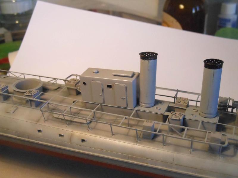 Aviso torpilleur 1905 en Scratch intégral au 1/100ème - Page 5 15410