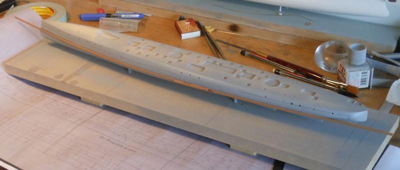Aviso torpilleur 1905 en Scratch intégral au 1/100ème - Page 2 4010