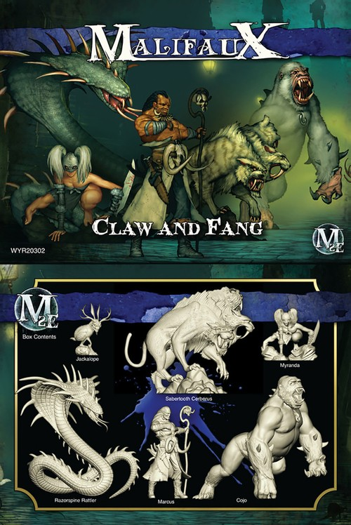 Malifaux fluff - mécanisme - bandes Clawan10