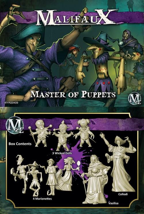 Malifaux fluff - mécanisme - bandes Master10