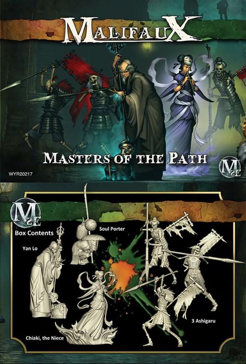 Malifaux fluff - mécanisme - bandes Master11