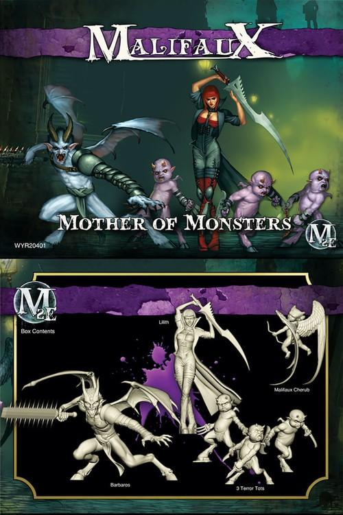 Malifaux fluff - mécanisme - bandes Mother10