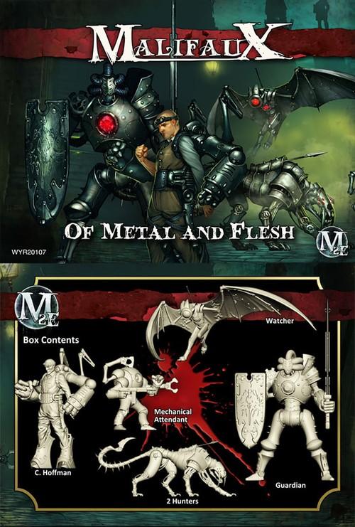 Malifaux fluff - mécanisme - bandes Ofmeta10