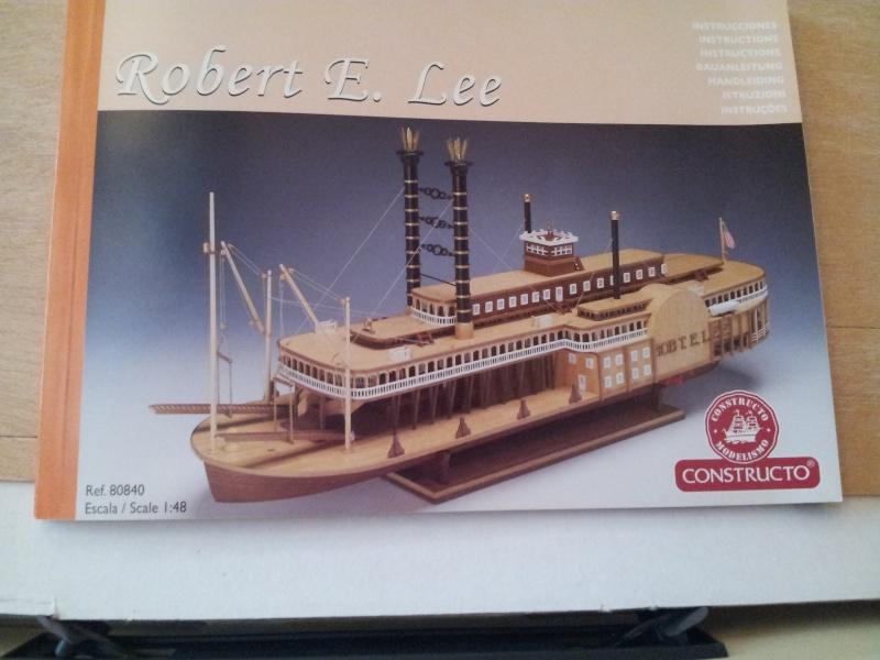 bateau du mississippi : robert e. lee 20140715