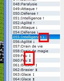 Police  caractère spéciaux remplacée par des carré Sans_t11
